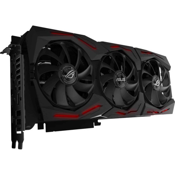 TARJ. VIDEO ASUS GEFORCE RTX 2080 SUPER 8GB GDDR6 ( 90YV0DH1-MTAA00 ) ROG STRIX GAMING | 256 BIT | LED- RGB
