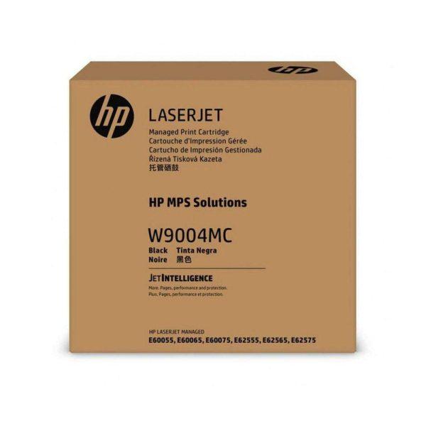 TÓNER HP LASERJET W9004MC NEGRO PARA 50.000 PÁGINAS ISO/IEC 19752 PARA HP LASERJET E 60055
