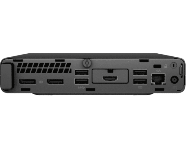 HP Business Desktop ProDesk 400 G4 - Core i7 i7-8700T - 8GB RAM - Desktop Mini - Intel UHD Graphics 630