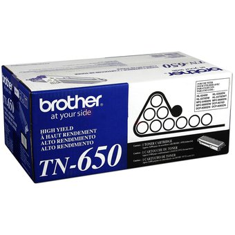 TONER BROTHER TN-650 (HL-5340 8,000 PAG.)