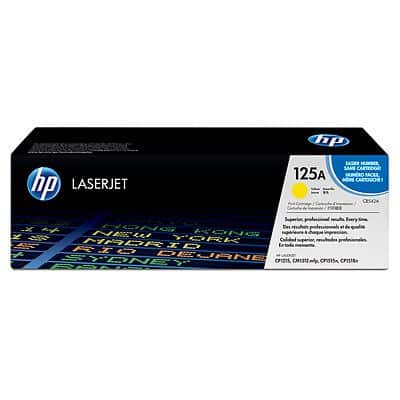 TONER HP CB542A (125A) L.J.1215/1515 YELLOW