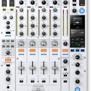 DJM-900NXS2 Mesa de mezclas digital profesional de 4 canales (Negro)