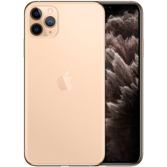 iphone 11 Pro Max 256gb Triple Camara Color Gold