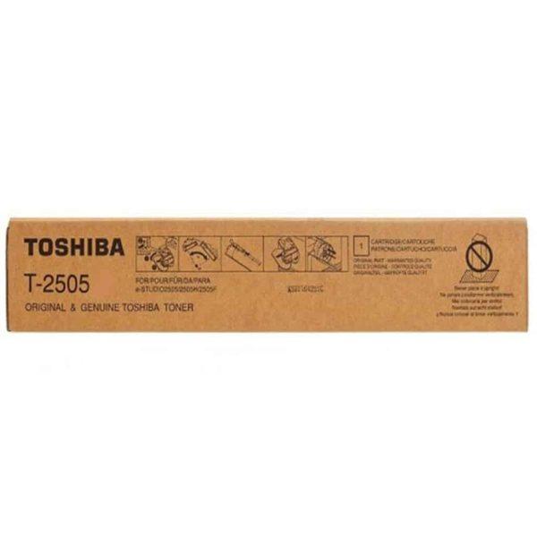 TONER TOSHIBA T-2505A E-STUDIO 2505/2505H/2505F – 10K