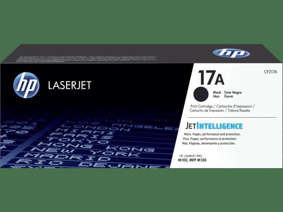 TONER HP CF217A (17A) L.J. PRO M102 NEGRO 1.6K PG