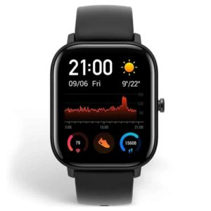 Xiaomi - AMAZFIT GTS AMOLED Bateria 14-Dias Ritmo Cardiaco 24/7 iOS Android - Version Global