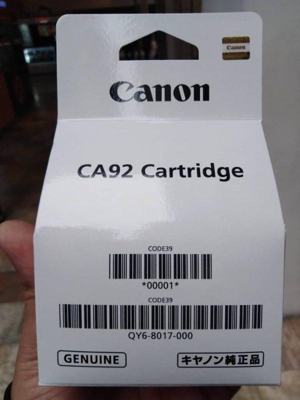 CABEZAL CANON CA92 QY6-8017-000 COLOR