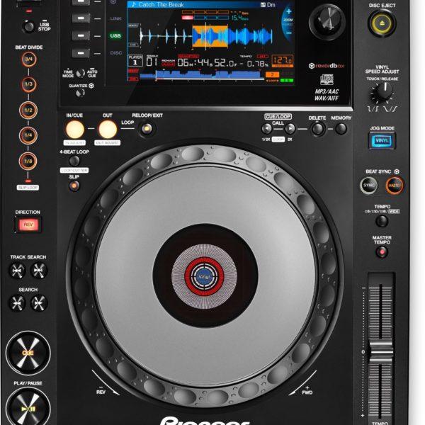 CDJ-900NXS Reproductor Digital DJ profesional