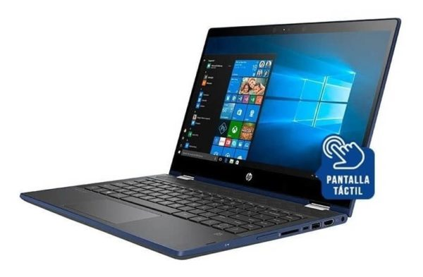 "LAPTOP HP 14-CD0012LA I7-8550U ( 3PY29LA ) 2 EN 1 | 14"" - I7 - 1TB - 8GB - MX130 4G - W10"