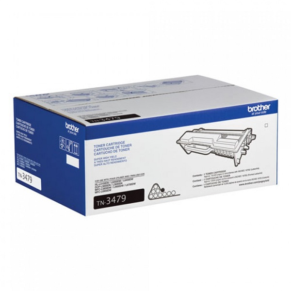 TONER BROTHER TN-3479 (HL-L5100DN) 12K PGS