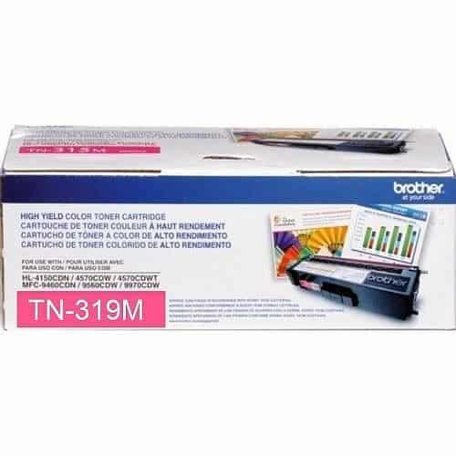 TONER BROTHER TN-319M HL-L8350/MFC-L8850 (6000 PAG) MAGENTA