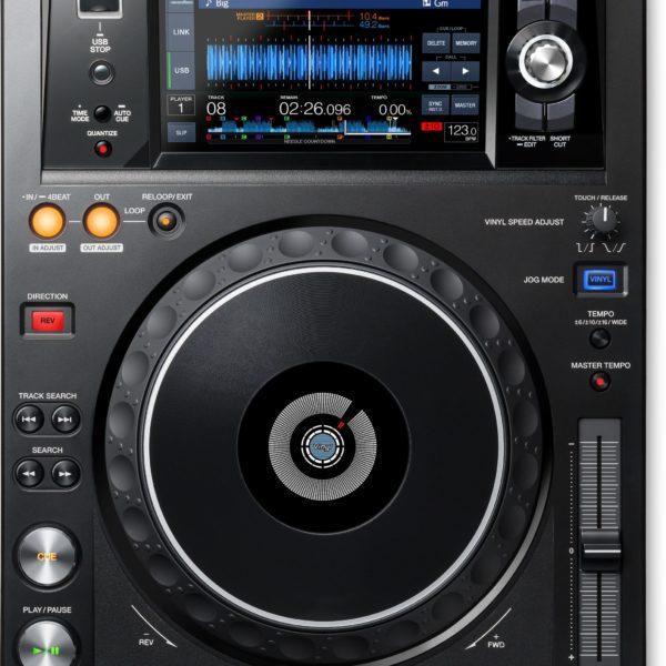 XDJ-1000MK2 Preparado para rekordbox, reproductor digital compatible con audio de alta resolución